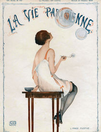 'La Vie Parisienne, 1927' von Advertising Archives