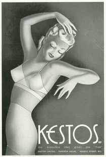 'Kestos,  1930s' by Advertising Archives