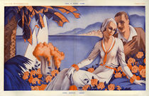 'La Vie Parisienne, 1931' von Advertising Archives