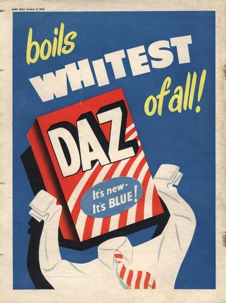 Quot Daz 1950s Quot Picture Art Prints And Posters By Advertising