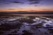 England, Northumberland, Budle Bay. von Jason Friend