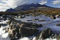 Scotland, The Isle Of Skye, Sligachan by Jason Friend