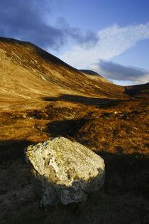 Scotland, Isle Of Skye, Glen Sligachan by Jason Friend