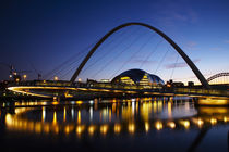 England, Tyne &Amp; Wear, Newcastle Upon Tyne by Jason Friend