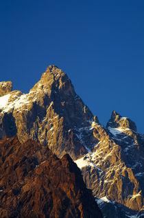 Frankreich, Rhône-Alpes, The Nationalpark Ecrins von Jason Friend