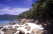 Malaysia, Pulau Perhentian Kecil, Long Beach von Jason Friend