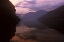 Norway, Sogn Og Fjordane, Aurlandsfjordan. by Jason Friend