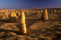 Australia, Western Australia, Pinnacles Desert by Jason Friend