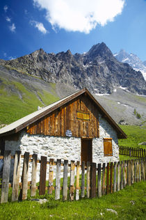 Frankreich, Rhône-Alpes, The Nationalpark Ecrins von Jason Friend