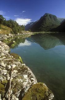 Norway, Sogn Og Fjordane, Fjaerland. by Jason Friend