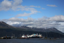 Argentina, Tierra Del Fuego, Ushuaia by Jason Friend