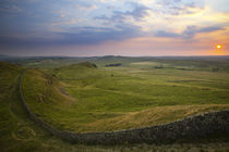 England Northumberland Hadrians Wall von Jason Friend