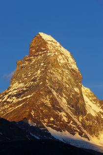 Switzerland Valais The Matterhorn by Jason Friend