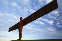 England, Tyne And Wear, Angel Of The North by Jason Friend