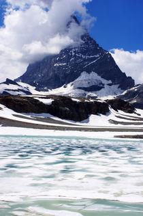 Switzerland Valais, Matterhorn by Jason Friend