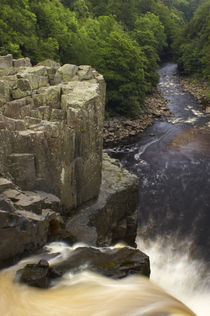 England, County Durham, High Force by Jason Friend