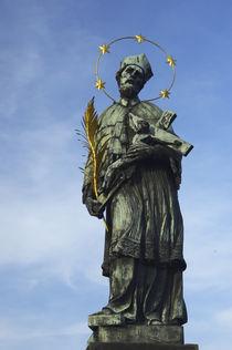Tschechische Republik, Prag, Karlsbrücke von Jason Friend