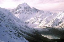 New Zealand, Canterbury, Mt Cook National Park by Jason Friend