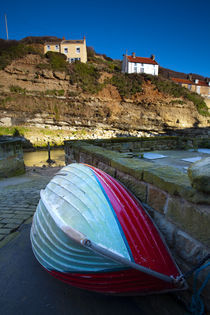 England, North Yorkshire, Staithes. by Jason Friend
