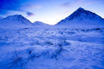 Schottland, Schottische Highlands, Pass von Glencoe. von Jason Friend