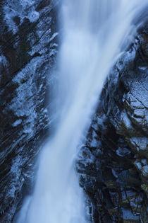 Schottland, Schottische Highlands, Corrieshalloch Schlucht und Wasserfälle von Measach. von Jason Friend