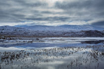 Scotland, Scottish Highlands, Loch A' Chuilinn. by Jason Friend
