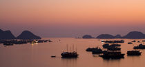 Vietnam, Northern Vietnam, Halong Bay. by Jason Friend