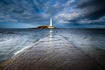 England, Tyne and Wear, Whitley Bay. von Jason Friend