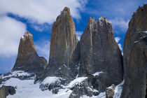 Chile, Patagonien, Torres del Paine Nationalpark. von Jason Friend