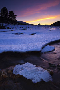 Scotland, Aberdeenshire, Linn Of Dee. by Jason Friend