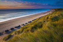 England, Northumberland, Druridge Bay. von Jason Friend