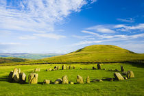 England, Cumbria, Swinside Stone Circle. von Jason Friend