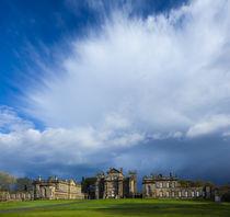 England, Northumberland, Seaton Delaval Hall. by Jason Friend