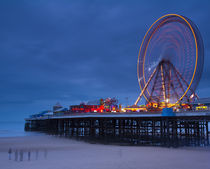 England, Lancashire, Blackpool. by Jason Friend