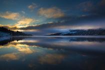 Schottland, Schottische Highlands, Loch Lochy. von Jason Friend