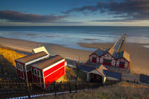 England, Cleveland, Saltburn-by-the-Sea. by Jason Friend