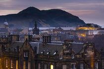 Schottland, Edinburgh, Altstadt. von Jason Friend