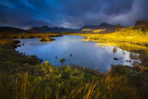 'Schottland, Schottische Highlands, Rannoch Moor.' von Jason Friend
