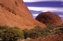 Australia, Northern Territory, Uluru-Kata Tjuta Naional Park by Jason Friend