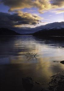 Schottland, Schottische Highlands, Loch Laggan von Jason Friend
