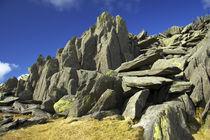 Wales, Caernarfonshire, Snowdonia National Park by Jason Friend