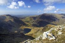Wales, Caernarfonshire, Snowdonia National Park von Jason Friend