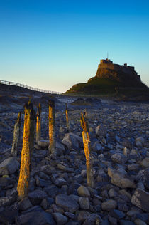 England, Northumberland, Lindisfarne / Holy Island by Jason Friend