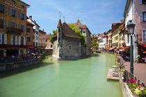France, Rhône-Alpes, Annecy by Jason Friend