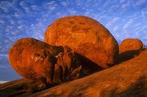 Australien, Northern Territory, Devils Marbles von Jason Friend