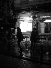 On the set ... von Benjamin Gaie