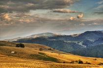 Autumn Landscape-Paltinis,Romania von Radu Razvan