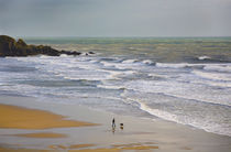 Bunmahon Strand, The Copper Coast, County Waterford, Ireland von Panoramic Images