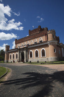 House of Francisco Piria, Castillo de Piria, Piriapolis, Maldonado, Uruguay von Panoramic Images