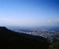 High angle view of a cityscape, Rio De Janeiro, Brazil von Panoramic Images